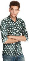 Denim & Supply Ralph Lauren Star-Print Cotton Workshirt