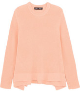 Proenza Schouler Wool, Cotton And Cashmere-Blend Sweater