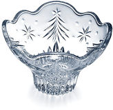 Mikasa Celebrations Clear Footed Bowl