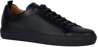 BOSS Textured Leather Mirage Sneakers
