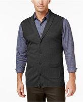 Tasso Elba Men's Shawl-Collar Vest, Only at Macy's
