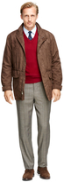 Brooks Brothers and Beretta Brown Hunting Jacket