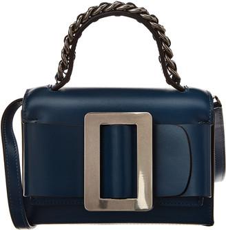 Boyy Fred Leather Shoulder Bag