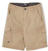 Fox Dark Khaki Slambozo Cargo Shorts - Boys