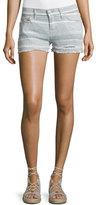 Hudson Midori Cutoff Denim Shorts, Indigo