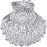 Mariposa Scallop Shell 2-Piece Chip & Dip