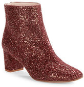 Kate Spade Tal Glitter Ankle Boots