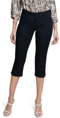 NYDJ Cool Embrace Skinny Crop with Side Slits - Nautilus