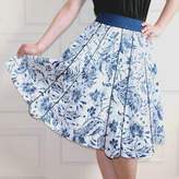 LAGOM Cleo 50s Style Skirt