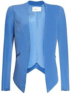 BCBGeneration Open Front Tuxedo Blazer