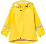 Reima Lampi Yellow Raincoat