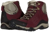 Oboz Sapphire Mid BDry (Boysenberry) Women's Shoes