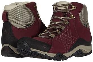 Oboz Sapphire Mid BDry (Boysenberry) Women's Shoes