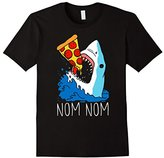 Shark Eat Pizza Mum Mumy Sharks Day 2017 Tshirt