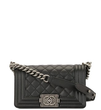 Chanel Pre Owned Boy shoulder bag