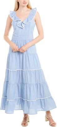Stellah Tassel Mini Dress