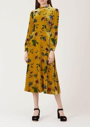 Unlimited Exotics Velvet Dress