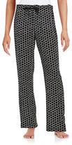 Calvin Klein Patterned Pajama Pants