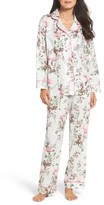 BedHead Women's Floral Classic Pajamas