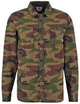 Vans Kirtland Classic Fit Shirt Dark Green