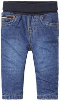 Tommy Hilfiger Th Baby E-Waist Denim Pant