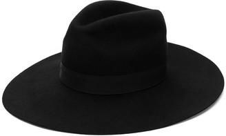 DSQUARED2 Wide-Brim Logo Hat