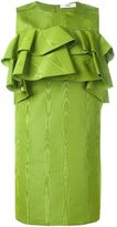 Bally BALLY RUFFLED BABYDOLL DRESS,