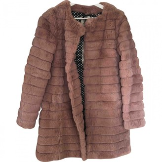 Pinko Pink Rabbit Jacket for Women
