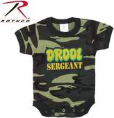 Rothco Infant Drool Sergeant One-Piece, Camo