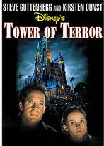 Disney Tower of Terror DVD