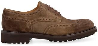 Doucal's Doucals Suede Brogue-shoes