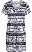 Fat Face Clara Bloomsbury Striped Dress, Multi