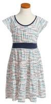 Tea Collection Girl's Bondi Wave Twirl Dress