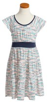 Tea Collection Toddler Girl's Bondi Wave Twirl Dress