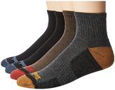 Timberland Comfort 4-Pack Quarter Socks