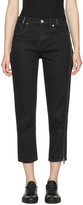 3.1 Phillip Lim Black Zipper Jeans