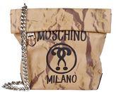 Moschino Take Away Logo Shoulder Bag