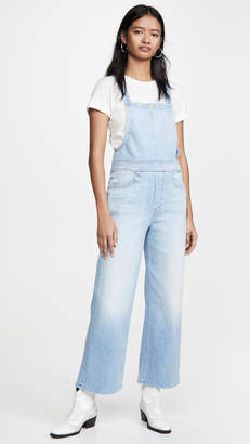 Mother Superior The Greaser Overalls Ankle