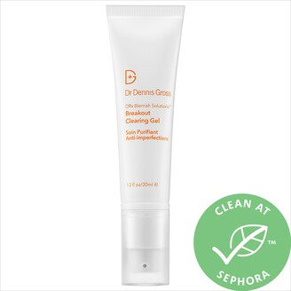 Dr. Dennis Gross Skincare DRx Blemish Solutions Breakout Clearing Gel