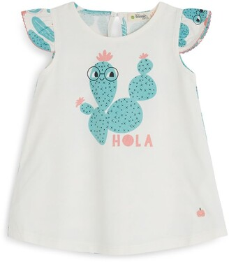 The Bonnie Mob Cactus Print Dress (6-24 Months)