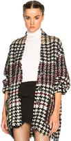 Isabel Marant Diana Weave Coat