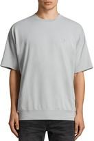 AllSaints Negotum Short-Sleeve Sweatshirt