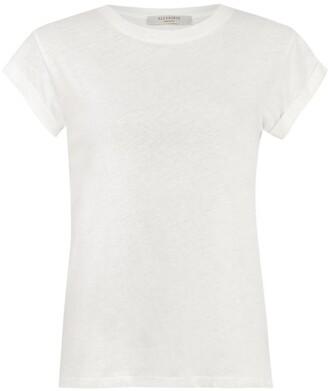 AllSaints Cotton Anna T-Shirt