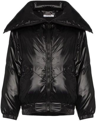 Givenchy logo printed bomber jacket