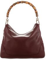 Gucci Diana Bamboo Handle Bag