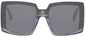 Balenciaga Eyewear Oversized Square Sunglasses