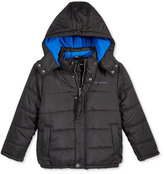 Calvin Klein Boys' Eclipse Hooded Puffer Jacket