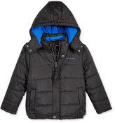 Calvin Klein Eclipse Hooded Puffer Jacket, Toddler Boys & Little Boys (2-7)