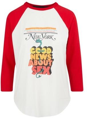 "Marc Jacobs The Baseball"" t-shirt"
