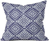 Deny Designs Holli Zollinger Shakami Denim Outdoor Throw Pillow